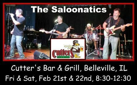 The Saloonatics 2-21, 2-22-20