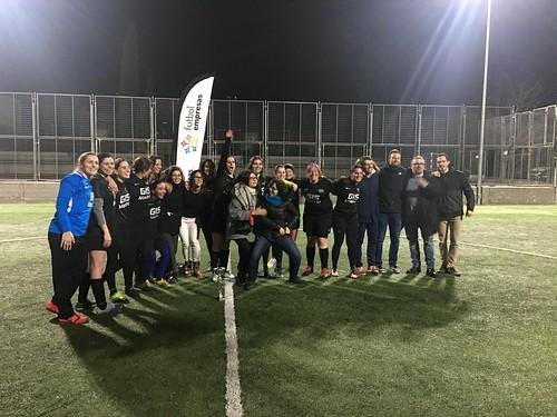 Roche Gis, campeón de Segunda División del Apertura Femenino