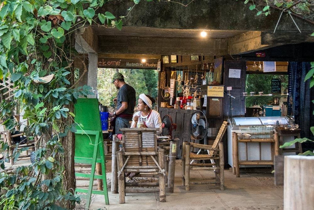 Нан северный Таиланд Пуа что посмотреть