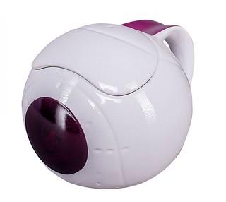 來一杯賽亞人的驕傲!Merchoid《七龍珠Z》賽亞人太空船造型 達爾熱感應馬克杯(Caffeine Conqueror Vegeta Saiyan Pod Heat Change Mug)