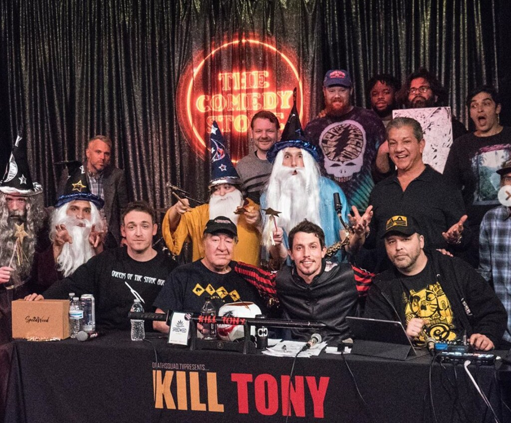 KILL TONY #436