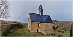 Dorfkirche Döbra