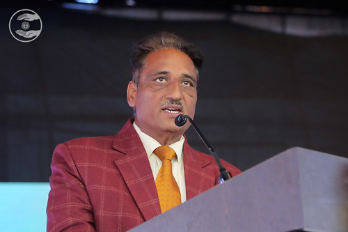 Vote of Thanks by Praveen Middha Ji, Vice-President of the Governing Body