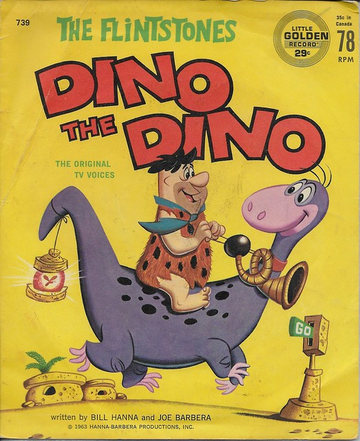 Dino Little Golden Record ( 1963 )