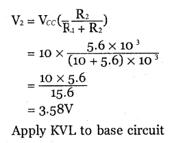 2nd PUC Electronics Question Bank Chapter 2 Transistor Biasing 15