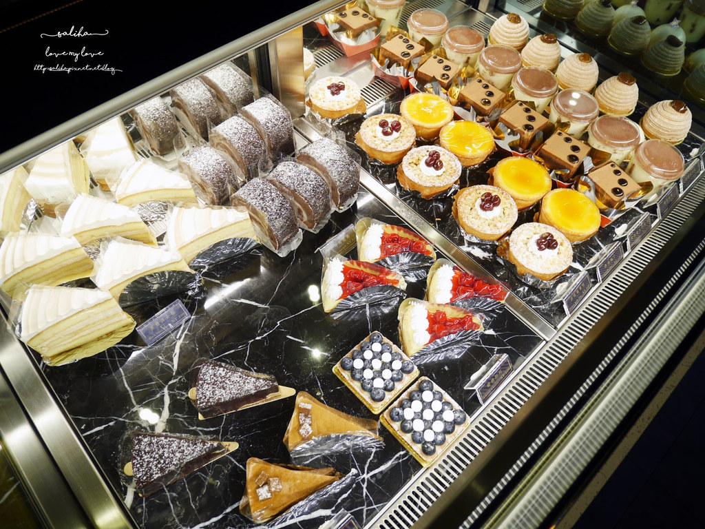 台北內湖超美咖啡廳餐廳下午茶布納咖啡館不限用餐時間好吃甜點蛋糕 (1)