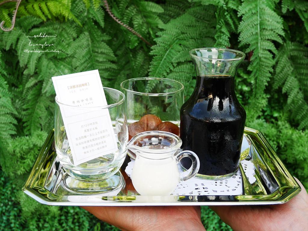 台北內湖布納咖啡館不限時咖啡廳下午茶餐廳氣氛好浪漫推薦排餐約會聚餐 (4)