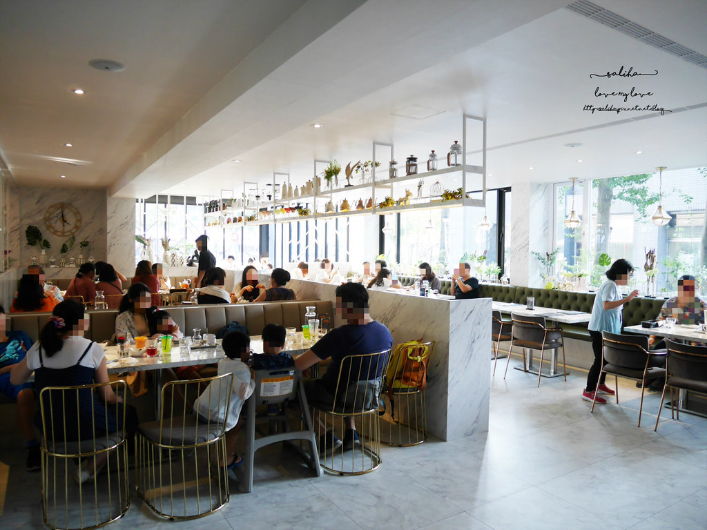 台北BUNA CAFE布納咖啡館內湖店菜單用餐時間低消資訊交通 (1)