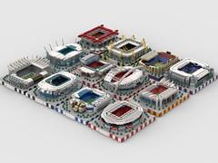 European stadium collection