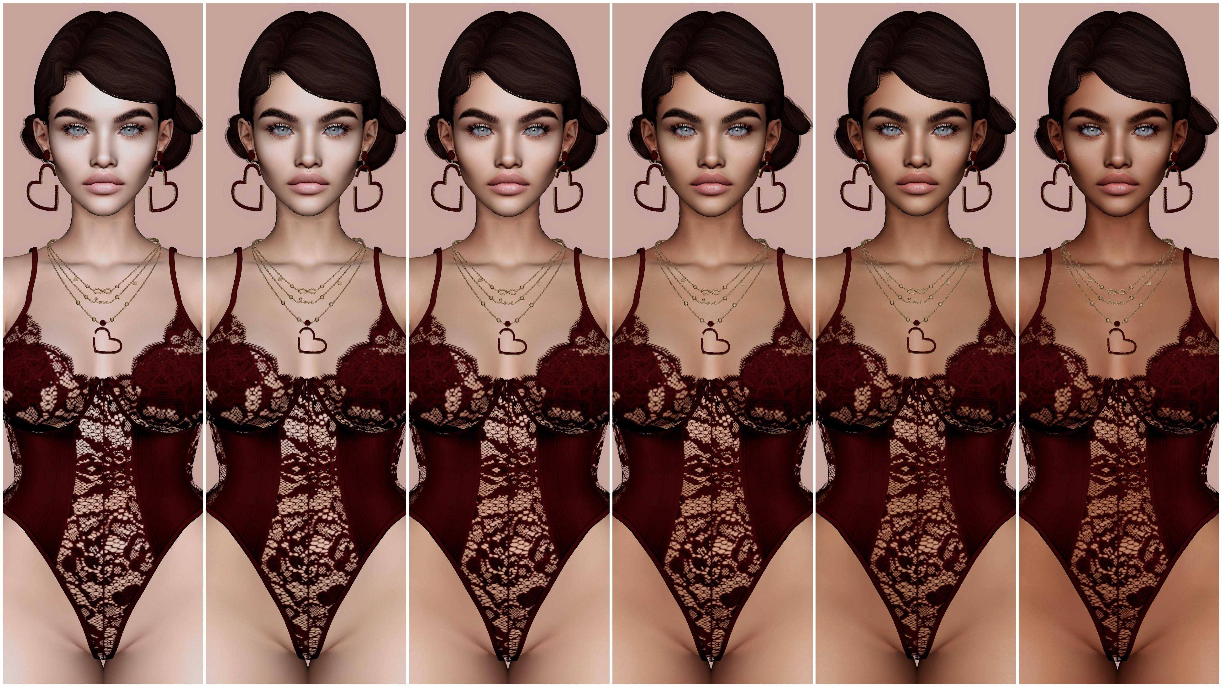 amara beauty -  Nellie LeLutka BOM