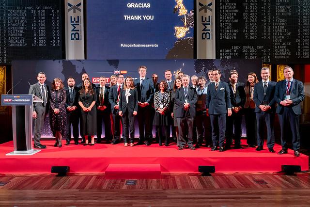 UK-Spain Business Awards