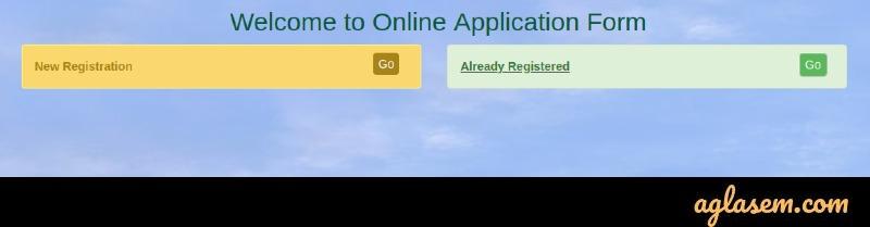 Modi University 2020 Registration