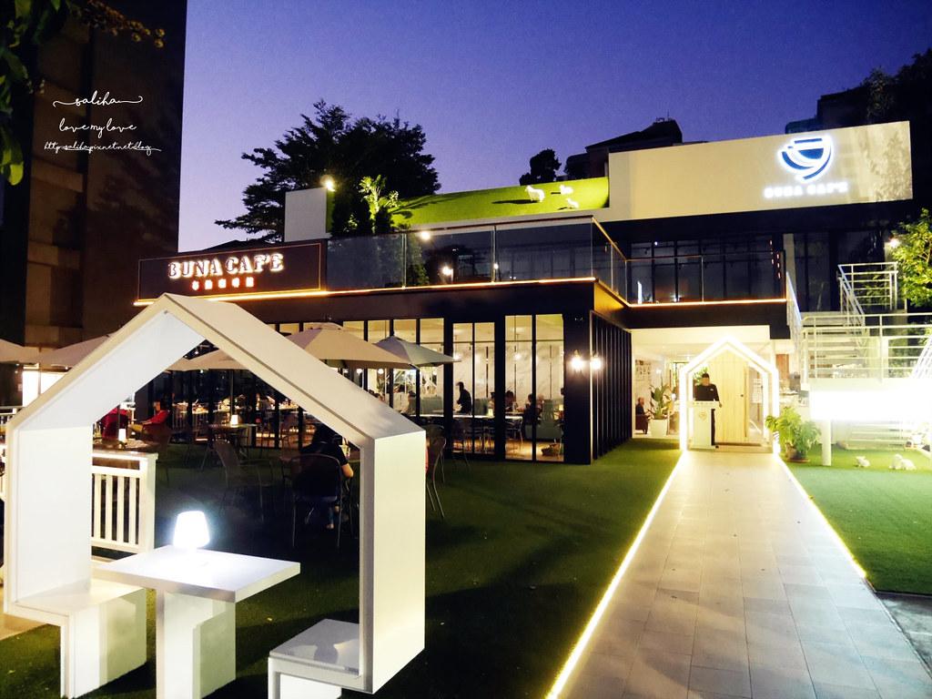 台北網美風好拍餐廳BUNA CAFE布納咖啡館內湖店ig餐廳拍照打卡 (1)