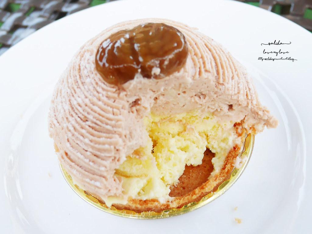 台北內湖超美咖啡廳餐廳下午茶布納咖啡館不限用餐時間好吃甜點蛋糕 (2)