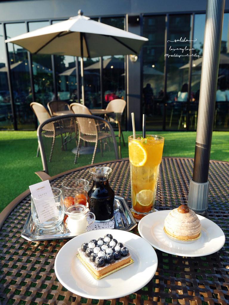 台北內湖區渡假風好拍莊園下午茶推薦布納咖啡館蛋糕甜點氣氛好聚餐 (4)
