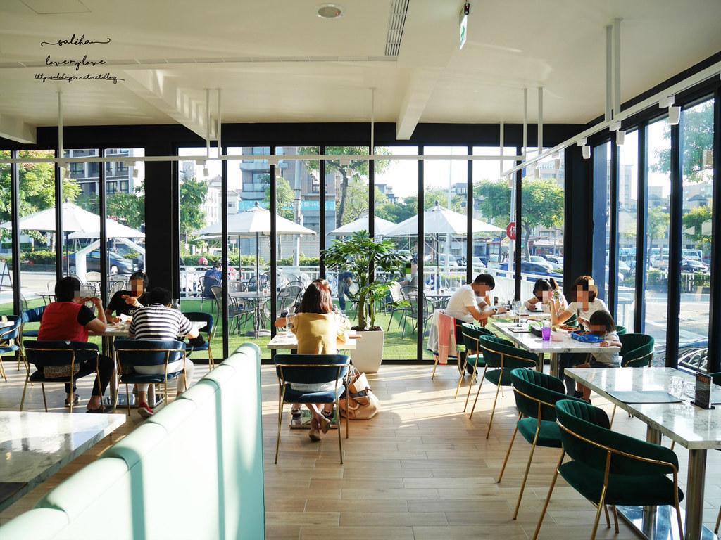 台北內湖不限時餐廳咖啡廳下午茶推薦BUNA CAFE布納咖啡館內湖店 (1)