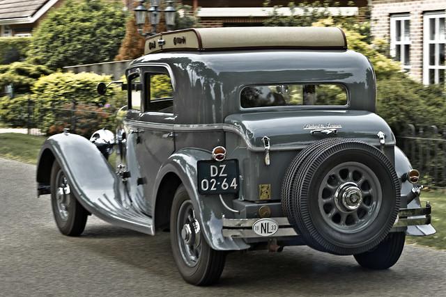 Panhard et Levassor X72 1933 (3914)
