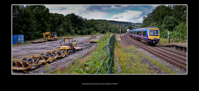 A weekend romp around the network, Grindleford - 7483/94
