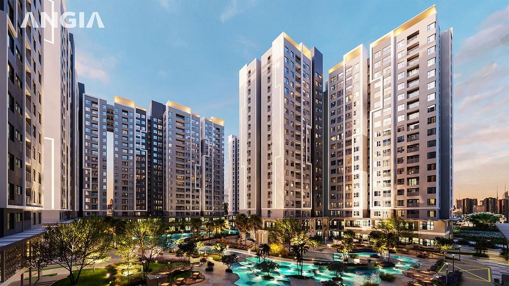 WESTGATE - Dự án nằm ngay trung tâm tài chính Tây Sài Gòn