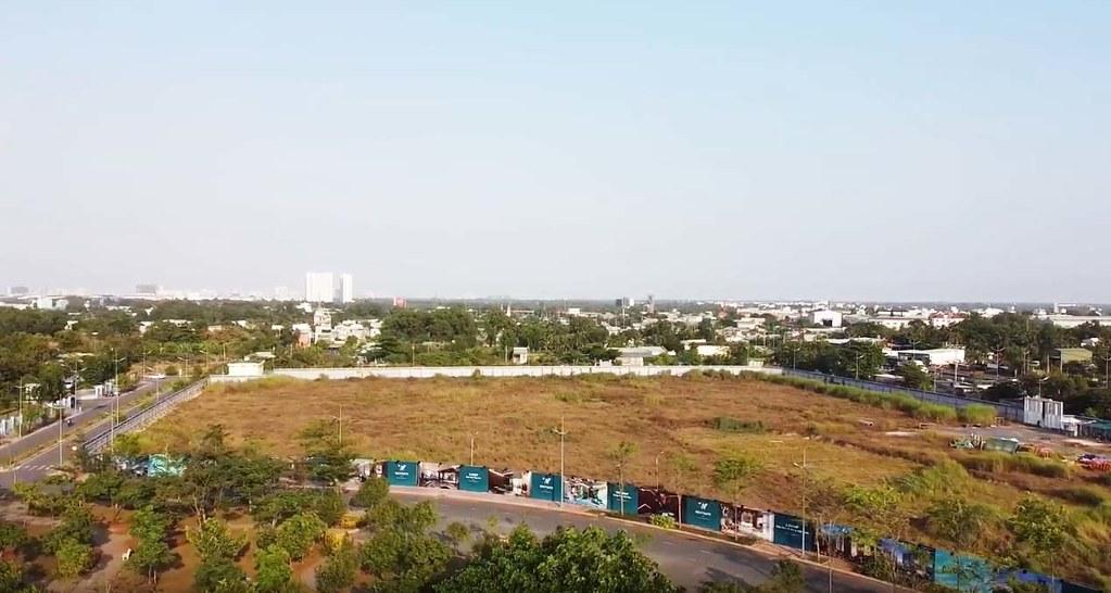 [FLYCAM] cận cảnh dự án Westgate Bình Chánh