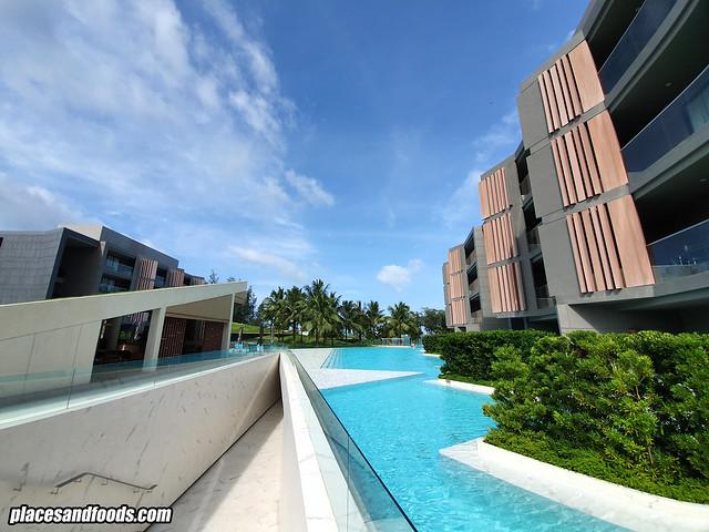 la vela khao lak outdoor pool