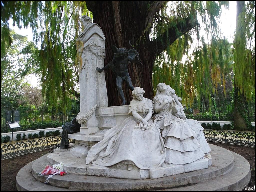 Seville (Spain) | Glorieta de Bécquer | Jose A. | Flickr