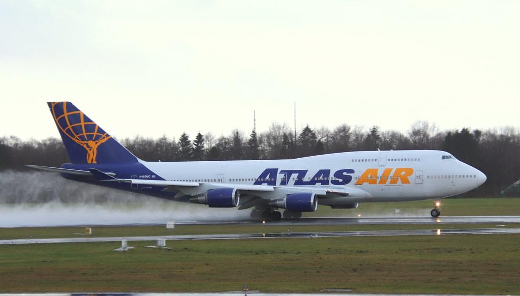 Atlas Air, N465MC, MSN 24784, Boeing 747-446, 21.02.2020, HAM-EDDH, Hamburg