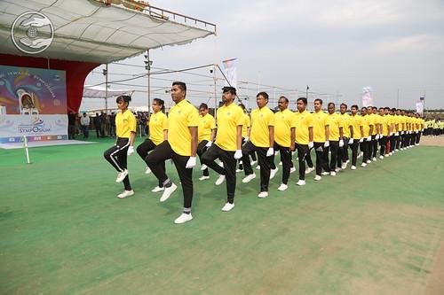 Sewadal Marching
