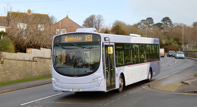 First Wessex 69551 - BF12KWN