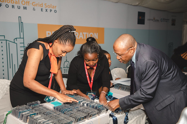 2020 Global Off-Grid Solar Forum & Expo - Day 1