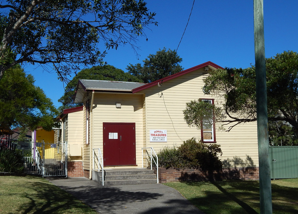 Former Uniting Church, Ermington, Sydney, NSW.