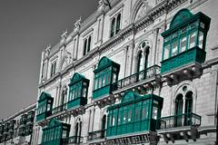 Balcons de La Valette