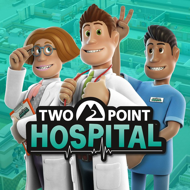 Thumbnail of Two Point Hospital on PS4