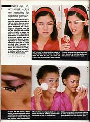 Seventeen editorial shot by Jim Roderick 1983