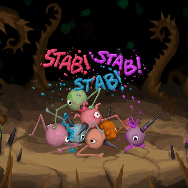 Thumbnail of STAB STAB STAB! on PS4