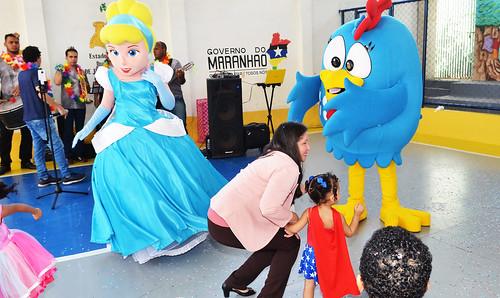Bailinho de Carnaval da Casa Criança