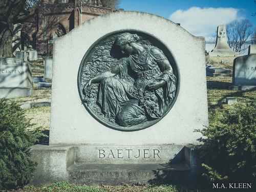 Katherine Bailey Bruce Baetjer (1881-1923)