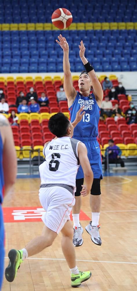 呂政儒。(取自FIBA官網)