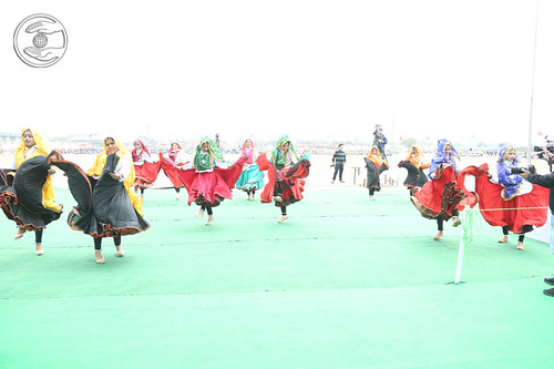 Haryanvi dance presented by devotees