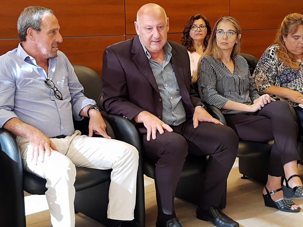 2020-02-21 DESARROLLO HUMANO: Reunión Mesa Responsabilidad Social