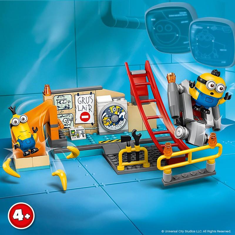 LEGO The Minions