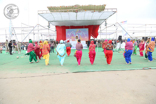 Gidda presented by Sewadal department