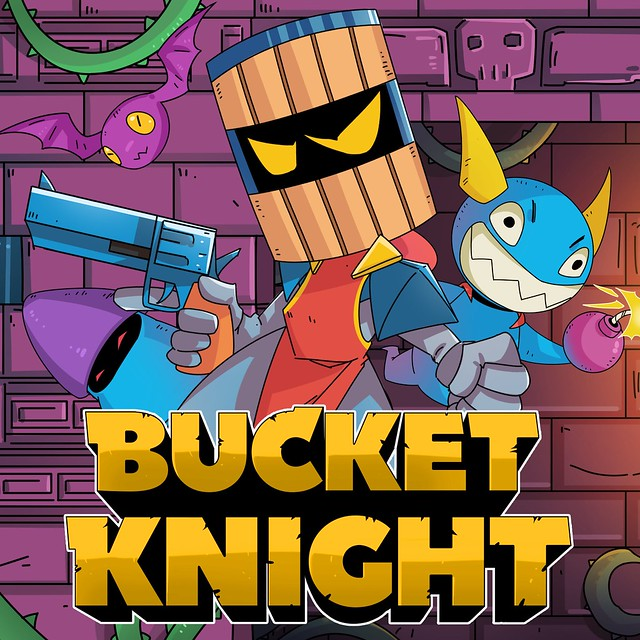 Thumbnail of Bucket Knight on PS4