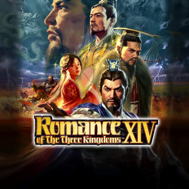ROMANCE OF THE THREE KINGDOMS XIV with Bonus