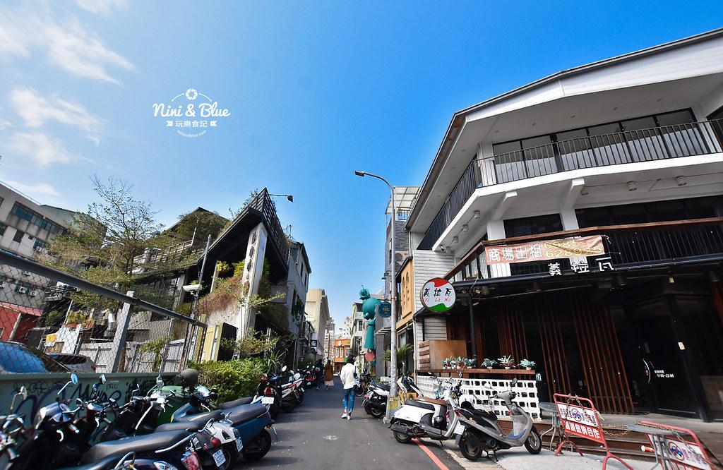 台中茶館 hechino做茶菜 勤美 草悟道01