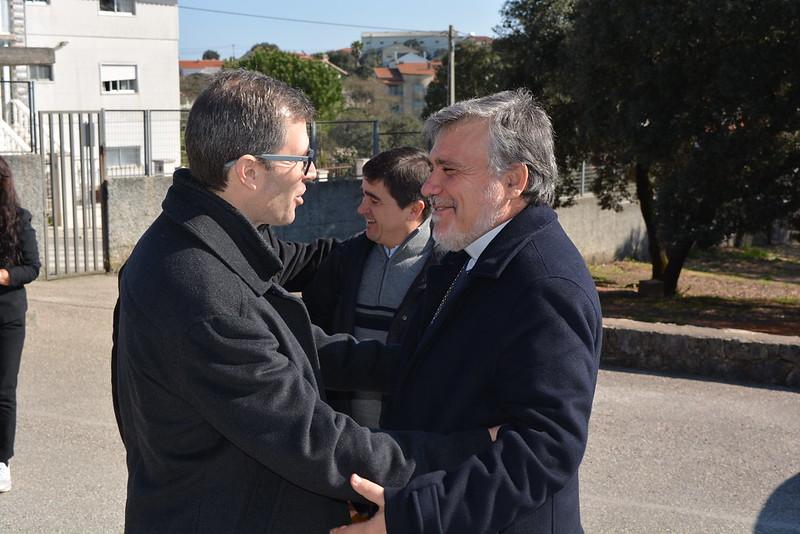 Bispo de Tete visita Colégio de São Miguel