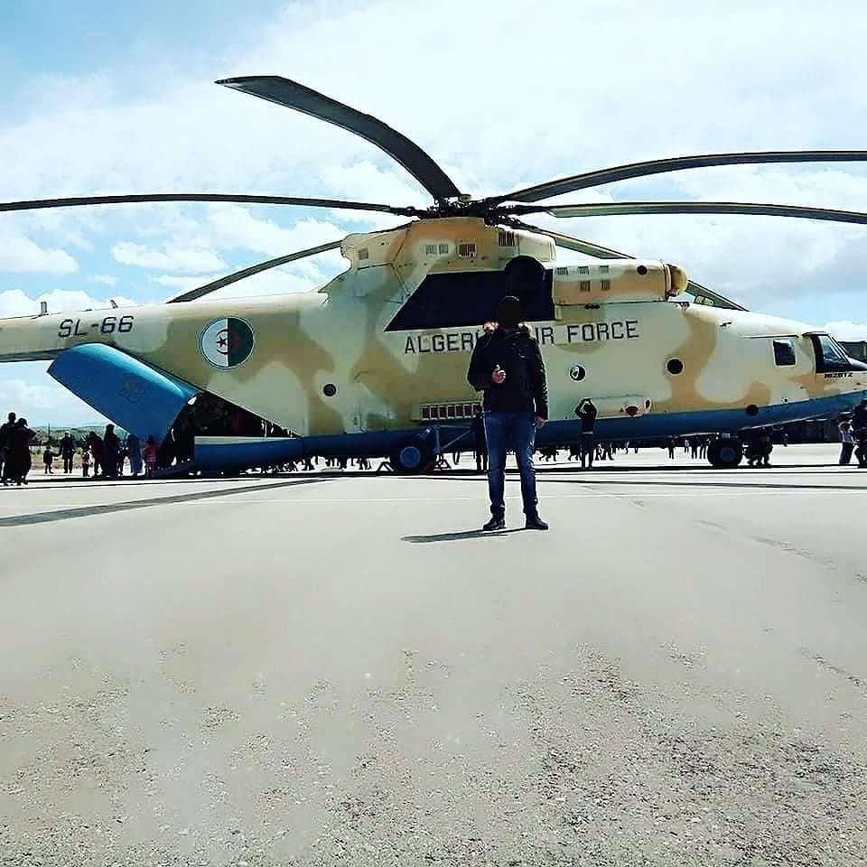 صور المروحيات الجزائرية  MI-26T2 - صفحة 23 49565603748_8d34d45ef7_b