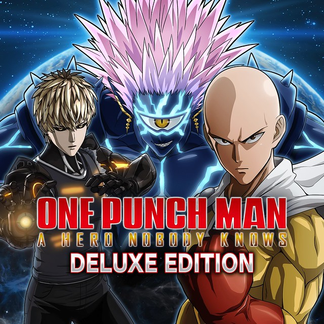 ONE PUNCH MAN: A HERO NOBODY KNOWS Deluxe Edition