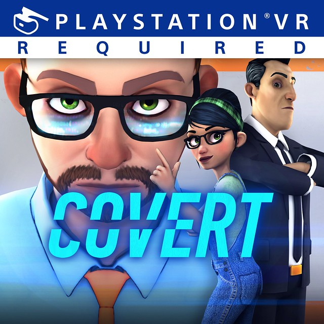 Thumbnail of Covert on PS4