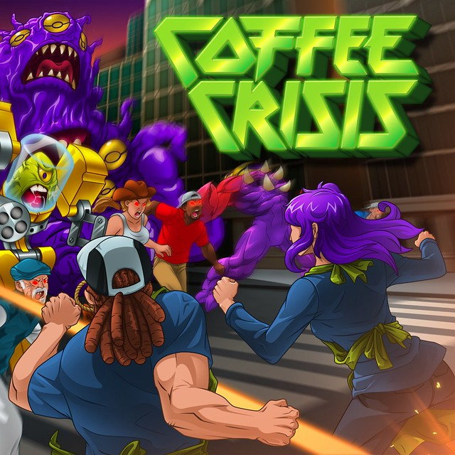 Thumbnail of Coffee Crisis on PS4